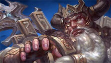 Odin in Hand of the Gods