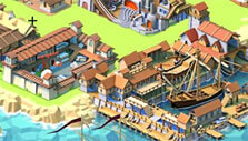 Gameplay for Seaport