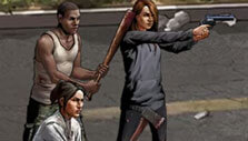 Gameplay in The Walking Dead: Road to Survival