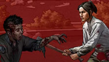 The Walking Dead: Road to Survival: Using a special skill