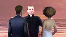 Wedding in Linda Brown: Interactive Story