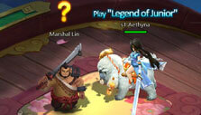 Legend of Junior: Questing