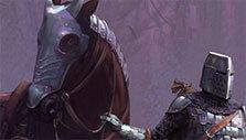 Mount & Rider in Grim Soul
