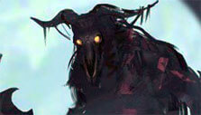 Demon in Grim Soul