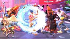 Shaq Fu: A Legend Reborn: Smashing portals