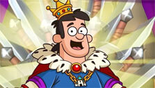 Throne in Hustle Castle: Fantasy Kingdom