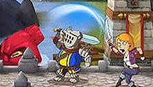 Battle in Hustle Castle: Fantasy Kingdom