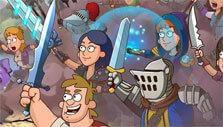 Armies in Hustle Castle: Fantasy Kingdom