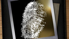 Matching fingerprints in Red Crimes: Hidden Murders