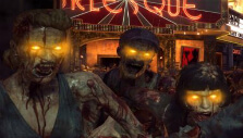Zombie horde in in Call of Duty: Black Ops III