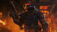 All geared up in Call of Duty: Black Ops III