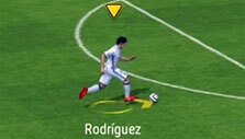 Dribbling in FIFA Soccer: FIFA World Cup
