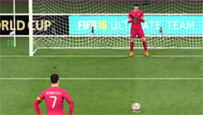 Penalty in FIFA Soccer: FIFA World Cup