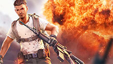 Explosions in Garena Free Fire