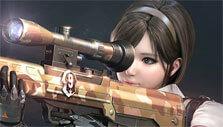 Sniper in CrossFire: Legends