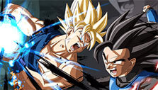 Goku vs Shallot in Dragon Ball Legends