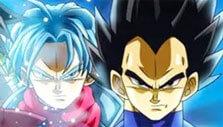 Saiyan Heroes in Dragon Ball Legends