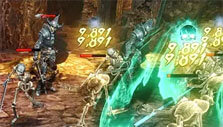 Gameplay for Darkness Rises