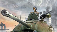Prepared for war in War of Tanks