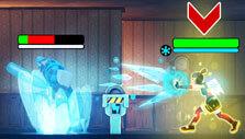 Tag battle in Mayhem Combat