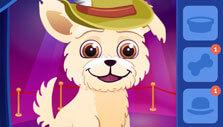 Your virtual pet in Tiffany's Bingo