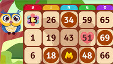 Tiffany's Bingo: Bingo 75