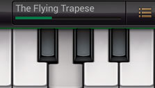 Magic keys in Piano Free