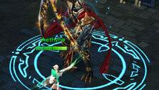 Era of Celestials: Boss fight