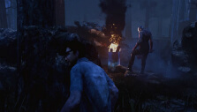 Evading the Trapper in Dead by Daylight