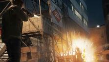 Explosive shootout in Mafia III