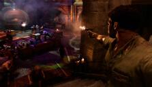Shooting a crime ring in Mafia III