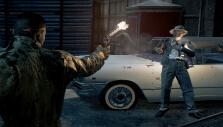 Using a pistol in Mafia III