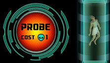 Probe humans in Ancient Alien: The Game