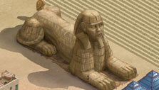 The Sphinx in Ancient Alien: The Game