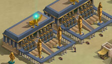 Ancient Alien: The Game: Build temples