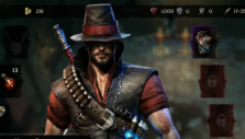 Editing loadouts in Victor Vran