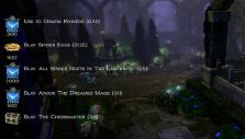 Dungeon challenges in Victor Vran