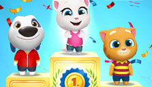 Talking Tom Gold Run: Racing results