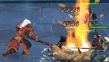 Combat in Rakshasa