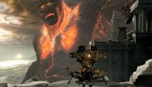 Kratos and the Titan of Destruction