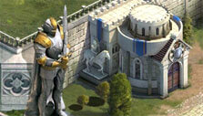 Develop your kingdom in King of Avalon: Dragon Warfare