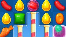 Hard candy in Candy Crush Friends Saga