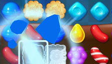 Candy Crush Friends Saga: The nutcracker