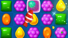 Candy Crush Friends Saga: Combining special candies