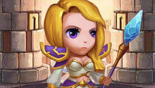 Jaina Proudmoore in Glorious Saga