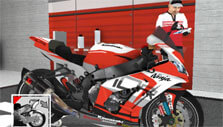 Tune up your bike in SBK Team Manager