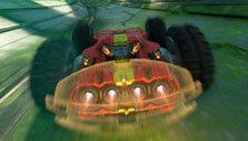 Rear shield in GRIP: Combat Racing