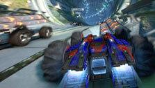 Sideswipe in GRIP: Combat Racing