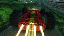 Speed boost in GRIP: Combat Racing