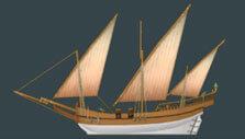 Admirals: Caribbean Empires: Building a ship